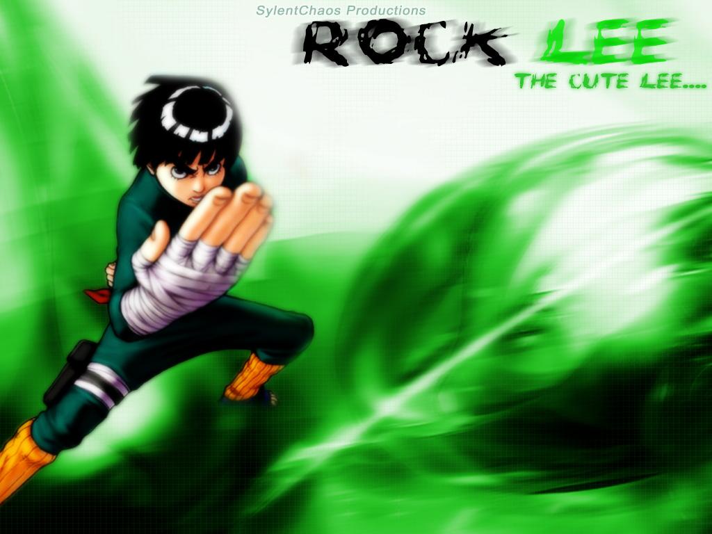 wallpaper: Rock Lee Wallpaper