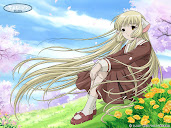#6 Chobits Wallpaper
