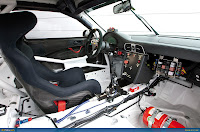 This new model 911GT3 interior view