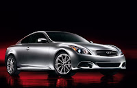 2011 Infiniti (IPL) launched G37 Coupe side view