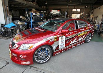 Lexus GS350 High powered
