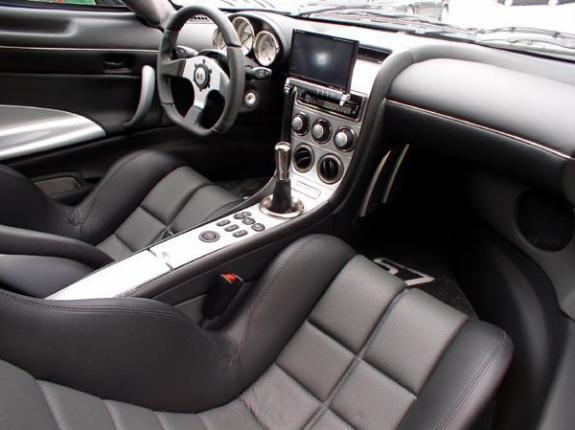 McLaren F1 Prime Immediate Sale INTERIOR DASHBOARF