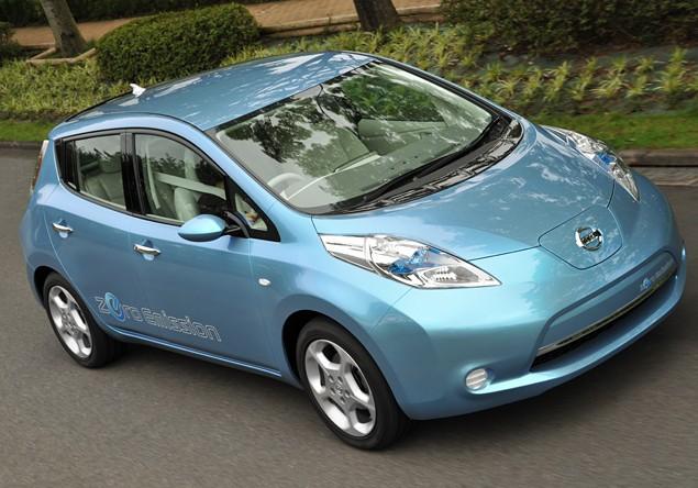 2011 Nissan Leaf Zero Emissions