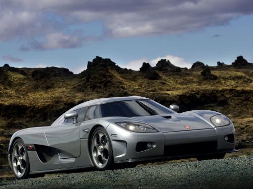 Koenigsegg Wallpaper silver stone