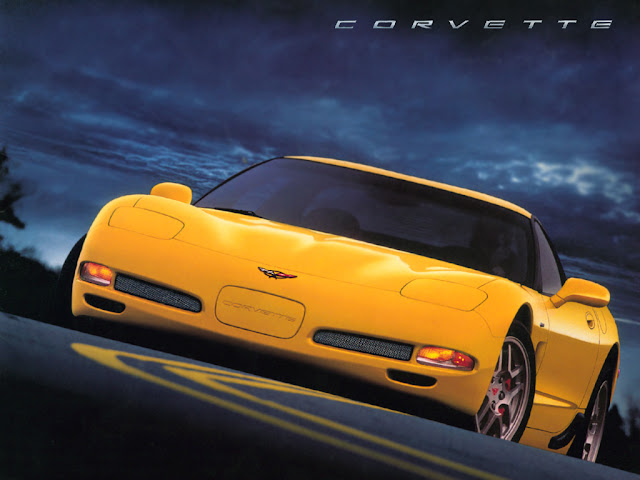 Chevrolet wallpaper front view