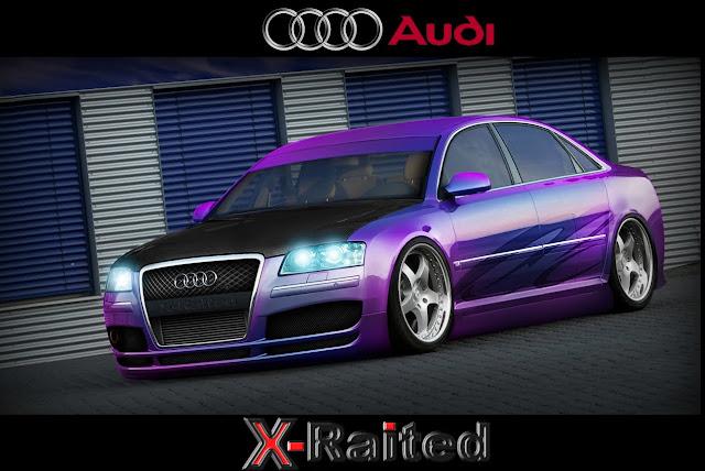 Audi Wallpaper SPORTY