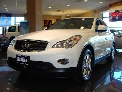 Reviewing the 2010 Infiniti EX35