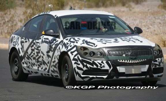 Reviewing the 2011 Buick Regal