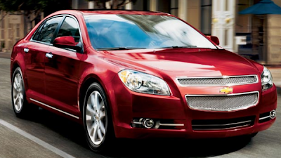 2011 Reviewing the  Chevy Maibu