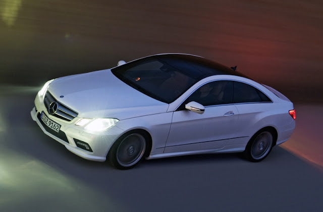 Mercedes-Benz will bring to Frankfurt Estate E-Class