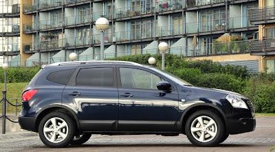 2011 New Nissan Qashqai concept