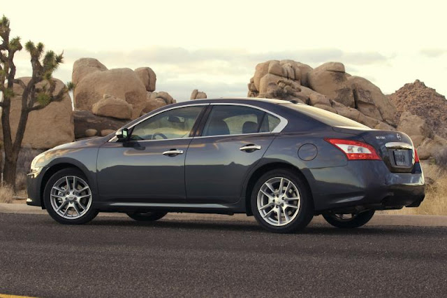 2011 Nissan Maxima Concept Review