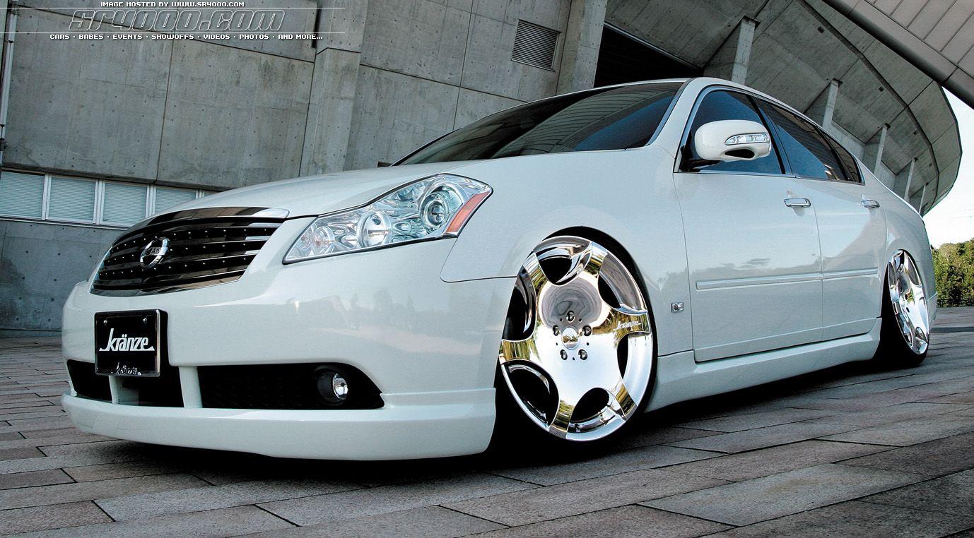 2011 Nissan Fuga New Generation
