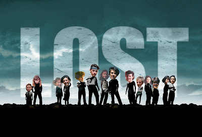 Dónde están todos?: Perdidos