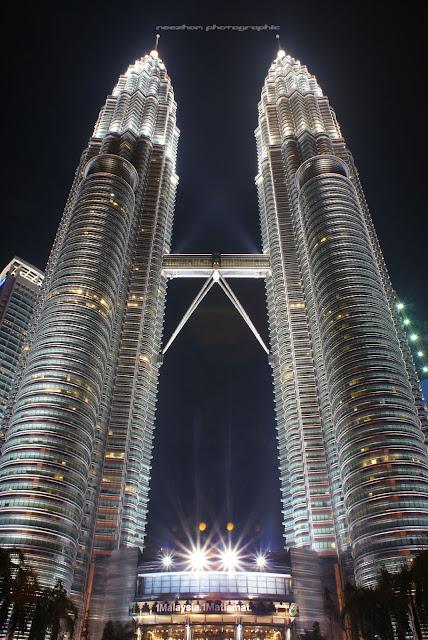 gambar menara petronas