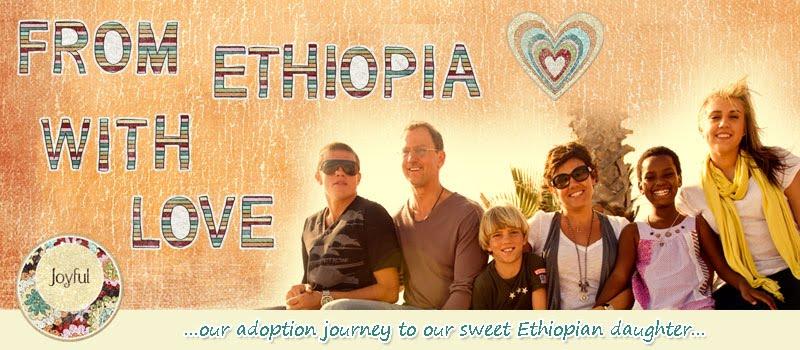 Jonas Adoption Journey