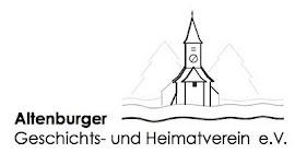 Aktivitäten und Termine des Altenburger Geschichts- und Heimatvereins e.V.