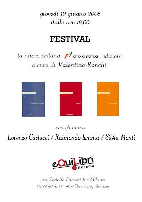 così uguale + festival  (19 giugno ore 18)