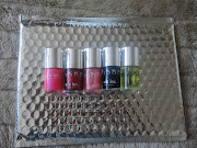 . polishes retail for £10 a pop. And as a bonus I had a 20% discount code .
