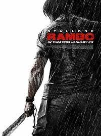 Rambo 4 Poster - Rambo