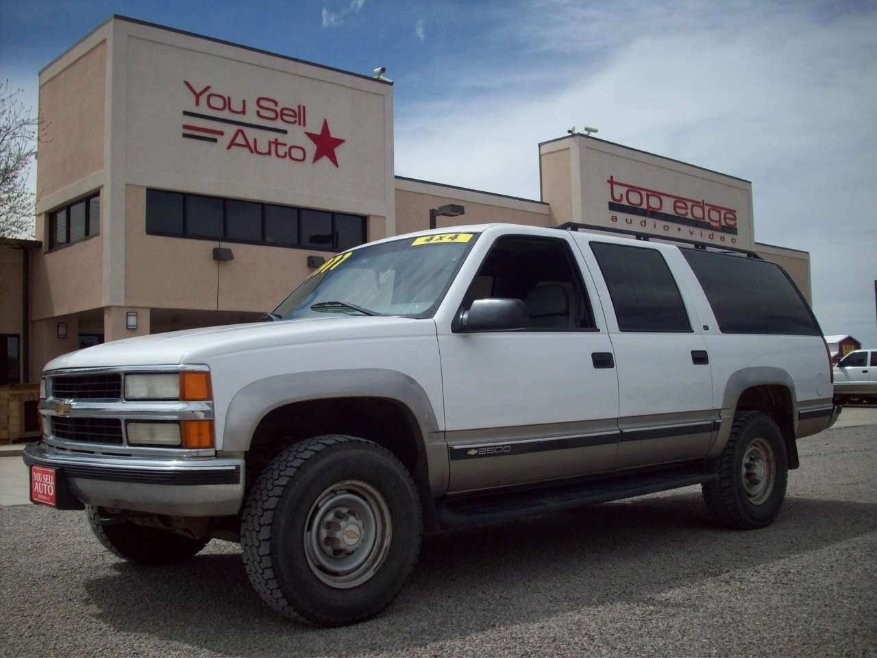 1999 chevrolet suburban 2500 lt sold you sell auto. Black Bedroom Furniture Sets. Home Design Ideas