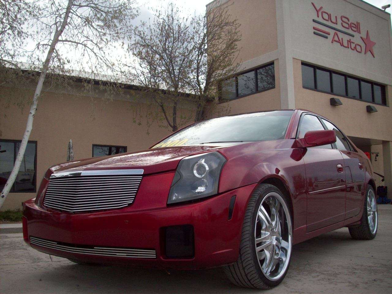 2003 cadillac cts luxury 12 900 you sell auto. Black Bedroom Furniture Sets. Home Design Ideas