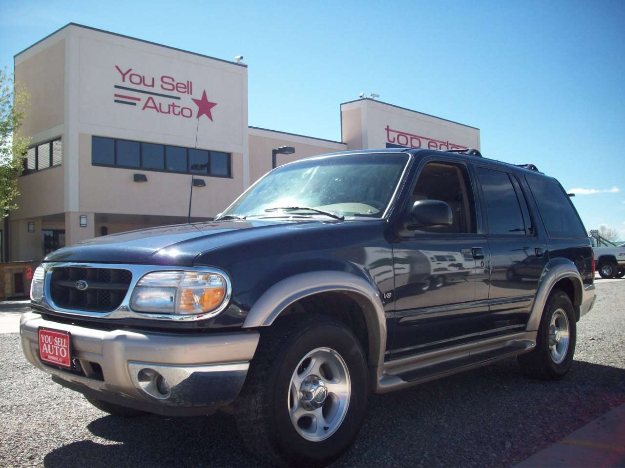 2001 FORD EXPLORER Eddie Bauer @ $6,975 | You Sell Auto