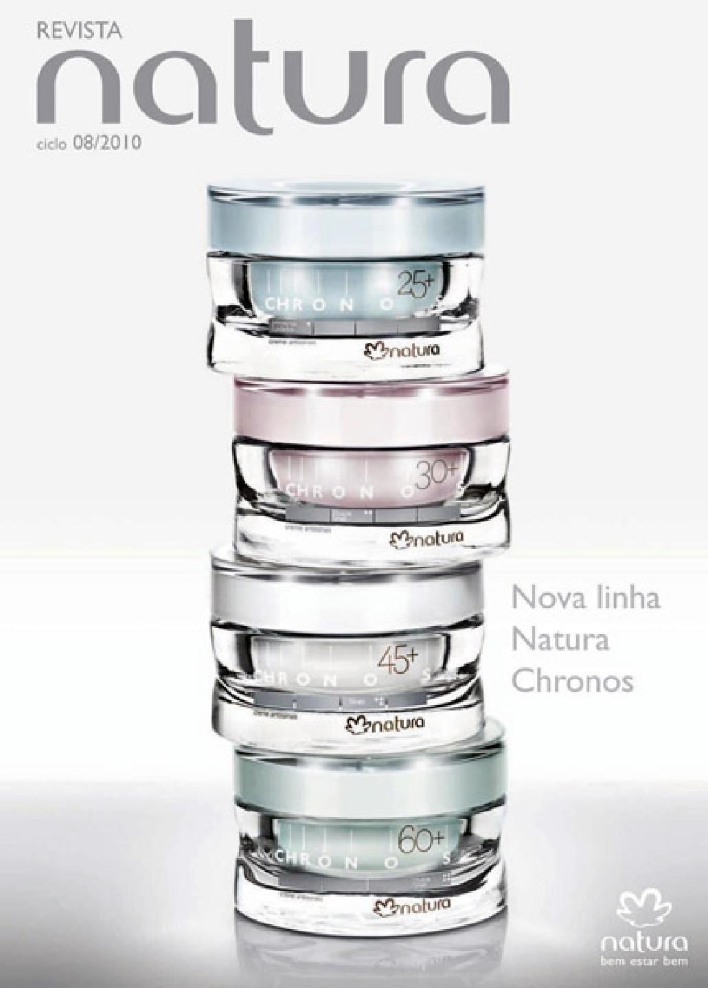 Revista Natura Ciclo 08/2010