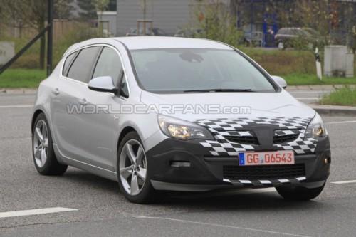 Opel Astra Gsi Tuning. The new 2011 Opel Astra GSI