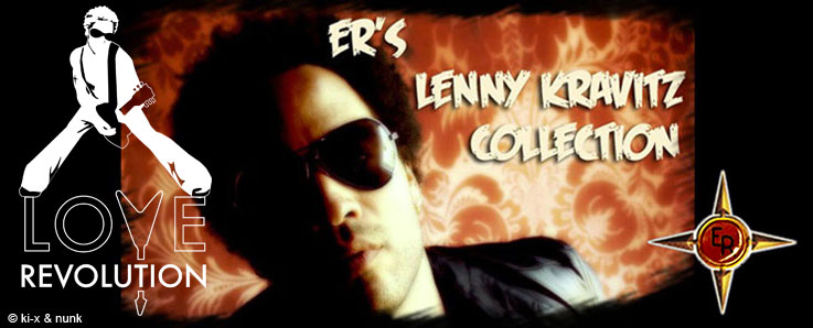 »--> ER's Lenny Kravitz Collection