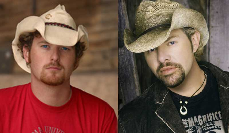 Toby Keith Without Hat Had a toby keith phase.