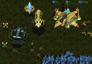 StarCraft was one of the first video games with a coherent plot.