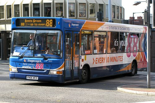 Simply mama 1st dental treatment 1st bus ride for Timetable 85 sheffield