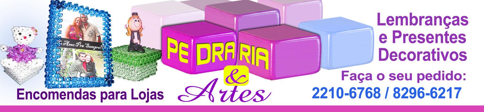 Pedraria & Artes - Decoração