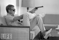 3 weeks with steve mcqueen - john dominis/time & life pictures