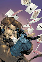 gambit is playing with completely different cards, but you get the idea