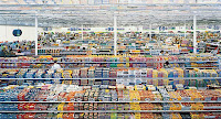 andreas gursky, 99 cent ii diptychon (2001) sold for $3,346,456 in february 2007 at sotheby's
