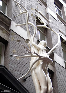 laneway sculpture