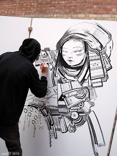 samurai artist, melbourne