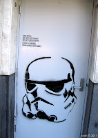 trooperdoor... get it... trooper... door... troubadour... oh shut up...