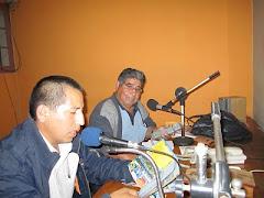"""""""LA HORA  CHOCORVINA"""" Los dias Viernes de 7.30 pm  a 8.30 pm en Radio San Isidro 1420 AM a Nivel Na"""