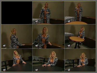 Trish Stratus Big Boobs Show