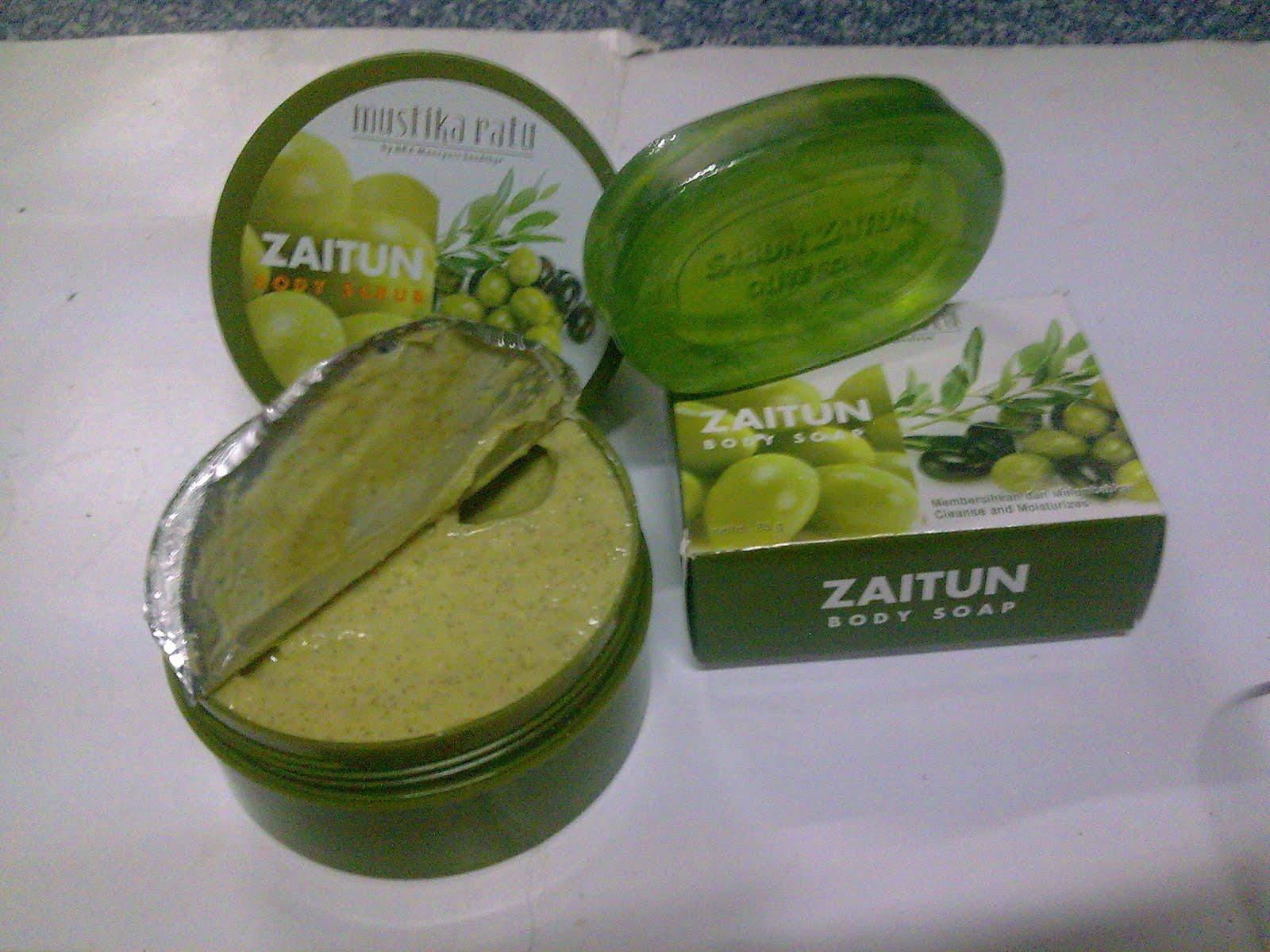 AzzHsna Zaitun Body Care