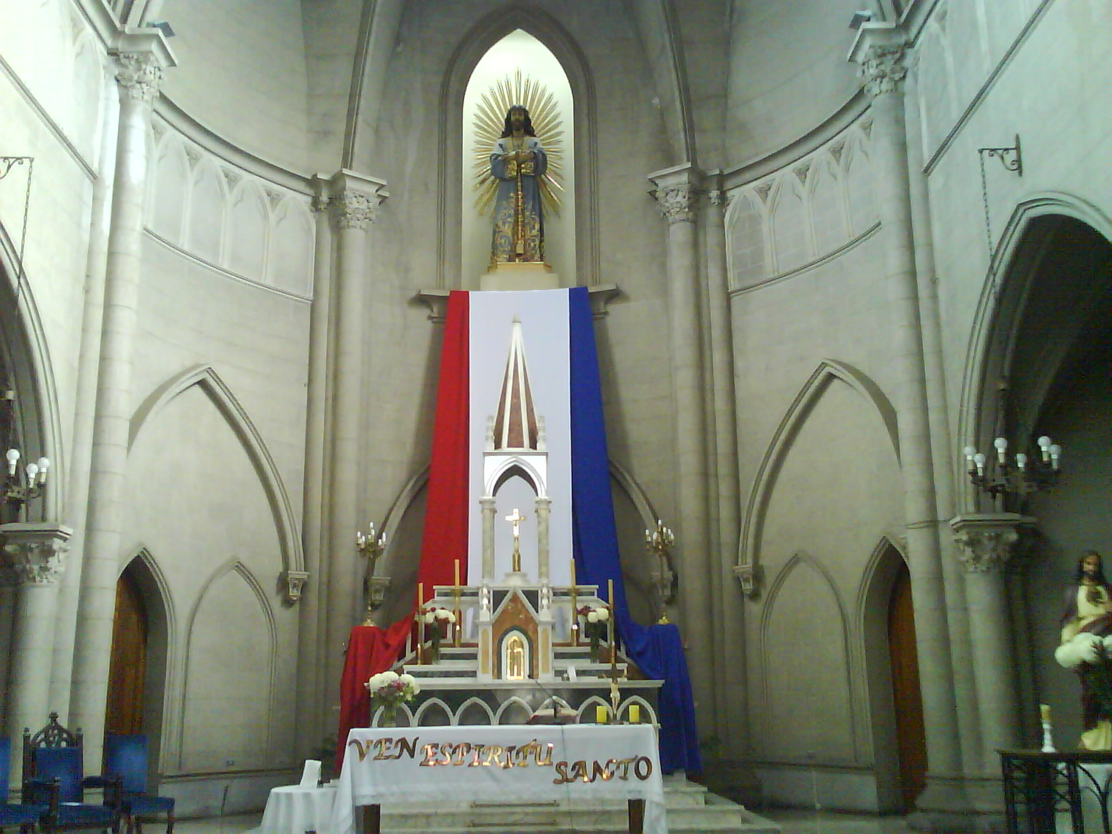 Jesús Nazareno en Santísima Trinidad