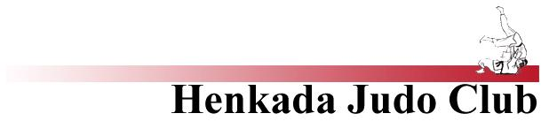 Henkada Judo Website