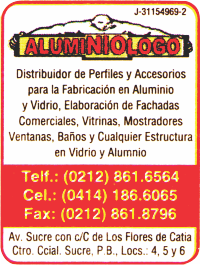 ALUMINOLOGO en Paginas Amarillas tu guia Comercial