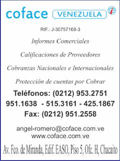 COFACE VENEZUELA en Paginas Amarillas tu guia Comercial