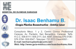 DR. ISAAC BENHAMU B. en Paginas Amarillas tu guia Comercial