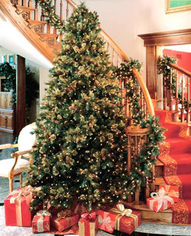 the real history of christmas the april fools joke is on you - Real Christmas Trees Delivered