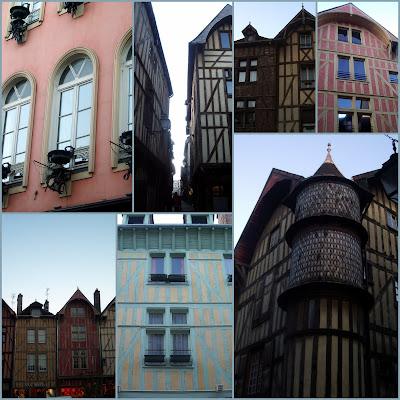 Design Troyes Cité médiévale